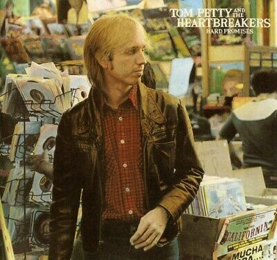 Tom Petty and the Heartbreakers Hard Promises Remastered HDCD CD NEW