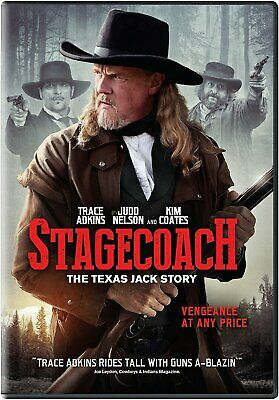 Stagecoach: The Texas Jack Story DVD Trace Adkins, Judd Nelson
