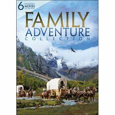 Family Adventure Collection: 6 Incredible Movies of Survival DVD Graham Greene