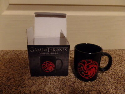 GAME OF THRONES TARGARYEN SIGIL MUG brand new