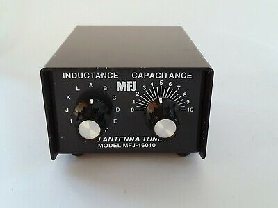 MFJ Antenna Tuner Model MFJ-16010 Random Wire 200 watts