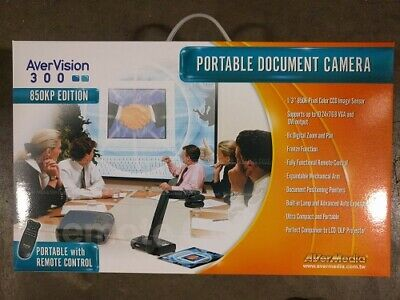 Avermedia Avervision 300 Portable Document Camera 850KP Edition