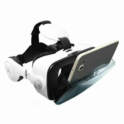 Xtreme VR Entertainment Cinema Viewer w/ Headphones for iOS Android Smartphones