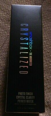 Smashbox The Hoodwitch Crystalized Photo Finish Crystal Clarity Primer Water 3.9