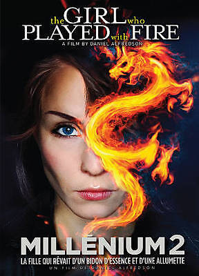 The Girl Who Played With Fire (DVD, 2012, Canadian Bilingual)