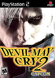 Devil May Cry 2 (Sony PlayStation 2, 2003)G
