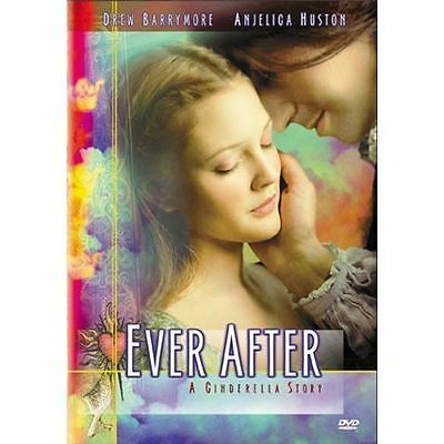 Ever After: A Cinderella Story (DVD, 2009) VERY GOOD