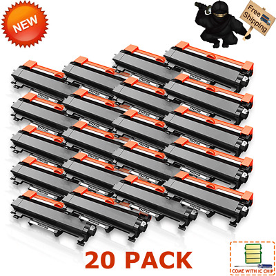 20Pack TN730 H.Y Toner Cartridge with IC CHIP for Brother  DCP-L2550DW HL-L2395D