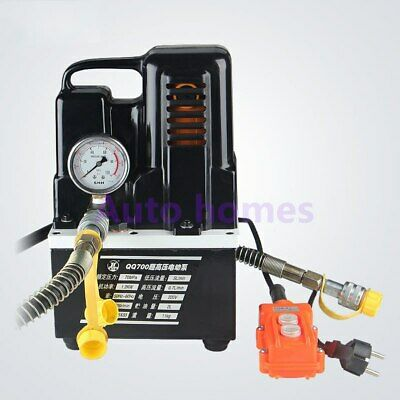QQ-700 hydraulic pump Ultra-small Electric Ultrahigh pressure Hydraulic tools