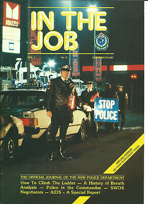 In The Job - NSW Police - Journal Vol 1 No 5