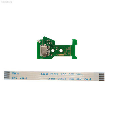 F880 USB Charging Port JDS-001 +12Pin Flex Cable For PS4 Controllers Joy Con