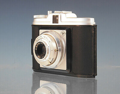 Agfa Isola Springtubus Kamera / Jumping tube camera - 30491