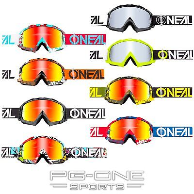 Oneal B-10 Goggle - Motocross - Downhill - Brille - Dh - Mx - Neu
