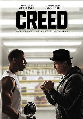 Brand New Sealed Creed Widescreen Version Color 133 Minutes DVD FREE SHIPPING