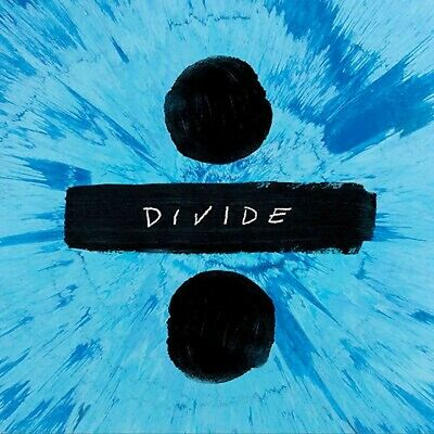 Ed Sheeran Divide CD