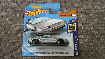Hot Wheels 2019 Back To The Future Time Machine