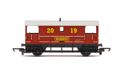 Honest Oo Gauge Hornby Container Wagon Model Railroads & Trains