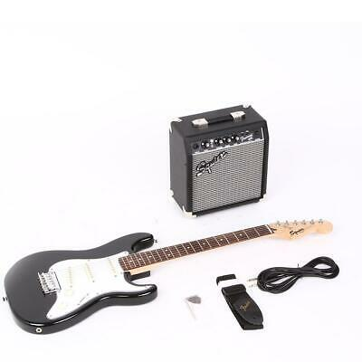 Squier Affinity Stratocaster Beginner SS (Short-Scale) Electric Guitar Pack