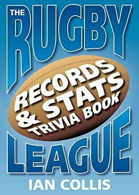 The Rugby League Book of Records, Stats and Trivia.
