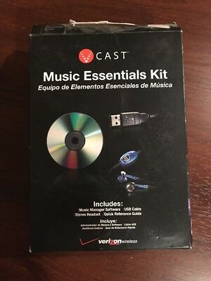 Music Vcast Music Essentials Kit For Motorola V9m Phone