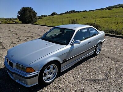 1995 BMW M3 Luxury interior package 1995 BMW E36 M3 Coupe Automatic 84k miles