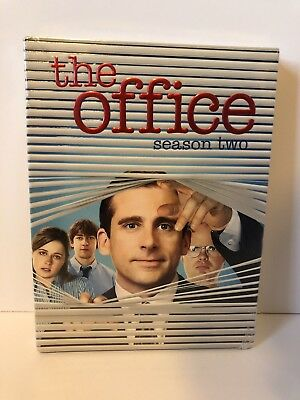 The Office Season Two DVD Brand New Sealed