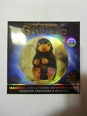 """Harry Potter Fantastic Beasts """"Magical Creatures Mystery Cube"""" 1 X Blind Box"""