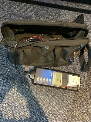 Midtronics Battery Conductance Electrical System Analyzer MDX-600 Read!!