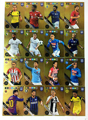 2019 Panini Adrenalyn Xl Fifa 365 Update * Limited Edition *