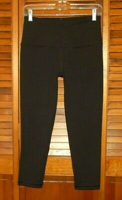 4ad26ac022d7 Victoria's Secret VSX Pink ❤ Knockout Legging Capri 💕 Size Small Tight Crop