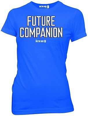 Adult Navy Blue SciFi TV Show Doctor Who Series 7 Linear TARDIS T-Shirt Tee