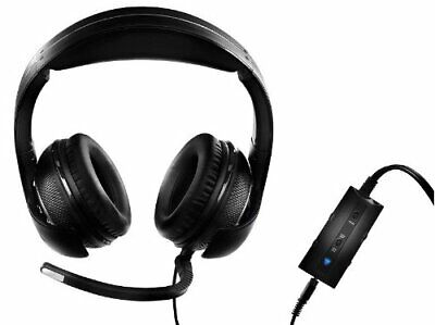 Auriculares gaming Thrustmaster Y-250CPX PC PS3 PS4 Xbox 360 FALLA MICRO
