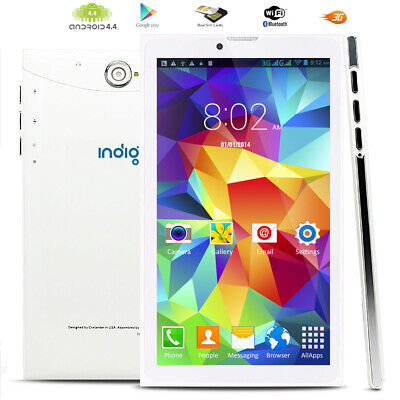 7in 3G SmartPhone Google Android 4.4 Phablet Tablet PC AT&T T-Mobile UNLOCKED