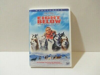 Walt Disney Movie - Eight Below - WIDESCREEN