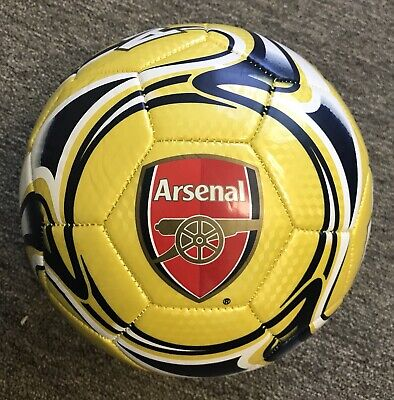 1112f087b24f ARSENAL AUTHENTIC OFFICIAL Licensed Soccer Ball Size 3 -001 [Toy ...