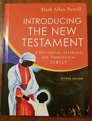 Introducing the New Testament : A Historical, Literary, and Theological Survey b