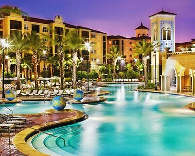 Hilton Grand Vacations Tuscany Village 3,400 Annual Gold Timeshare For Sale!