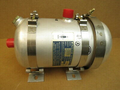 Winslow Model 30690B AEROFILTER Assy. With Mounting Brackets NEW Aircraft Filter