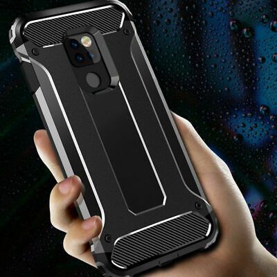For Huawei Mate 9 10 20 Lite Pro Rugged Armor Shockproof Back Case Cover