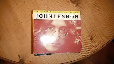 Book 'The Complete Guide to the Music of John Lennon'