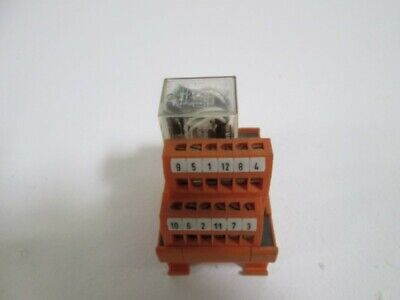 Weidmuller Relay Socket Rs14A *Used*