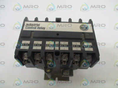 Westinghouse Ar660A Cotrol Relay *Used*
