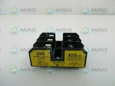 Bussmann Bc6033B Fuse Block * New No Box *