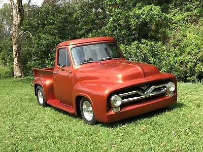 1955 Ford F100 Custom Pick Up