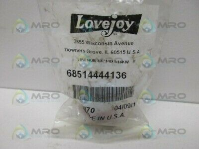 Lovejoy 68514444136 Coupling Hub *New In Factory Bag*
