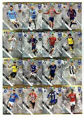 2019 PANINI ADRENALYN XL FIFA 365 UPDATE * POWER UP - WINTER STAR * Ronaldo
