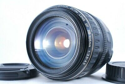 [Exc+++++] Canon EF EOS 28-105mm f3.5-4.5 USM Zoom Lens from JAPAN #1115