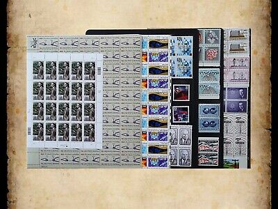 US Postage Stamps Face Value $42 + Unused Lot #105 Sheets Blocks Science