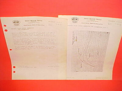 1933 Oldsmobile Olds Delco High Output Generator Radio Service Manual 967-C