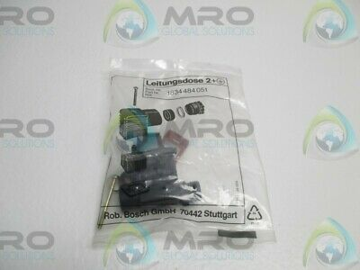 Bosch 1834484051 Connector Plug * New In Factory Bag *